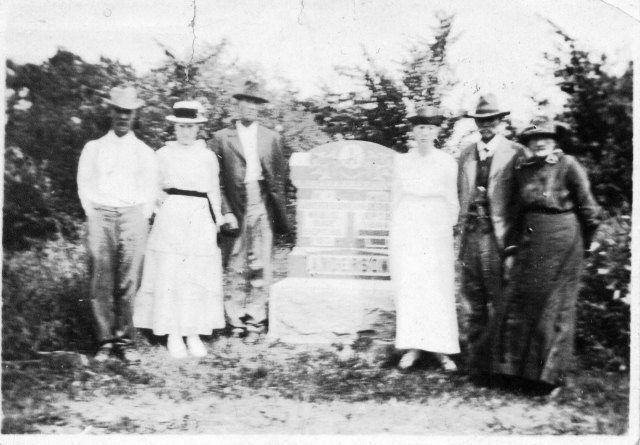 Nelson Peter Anderson laid to rest, 1917